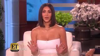 Kim Kardashian Defends Her Family Feud Skills