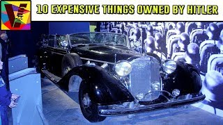 10 Expensive Things Previously Owned By Adolf Hitler