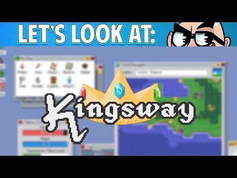 Let's Look At: Kingsway!