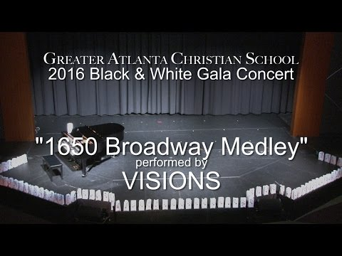 1650 Broadway Medley by Visions
