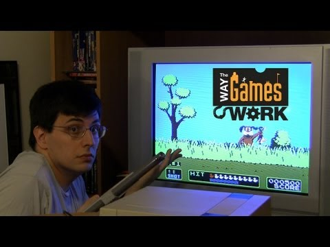 The Way Games Work - NES Zapper