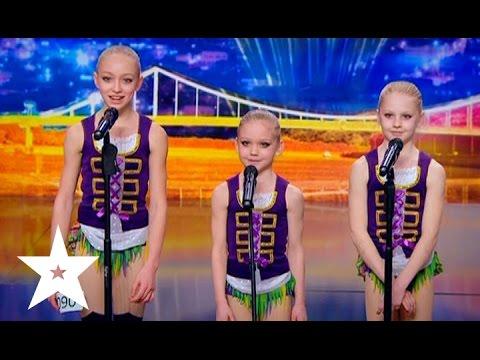 Видео, Трио Miracle - Украна ма талант-7 - Второй кастинг в Киеве - 14.03.2015