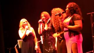 Louise Willemijn Zoe & Sandra - WOW Here Come The Girls - All Of Me