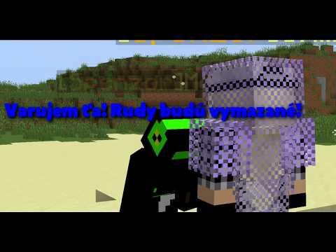 [Minecraft] Čo by sa stalo, keby rudy zmizli - CZ/SK Minifilm