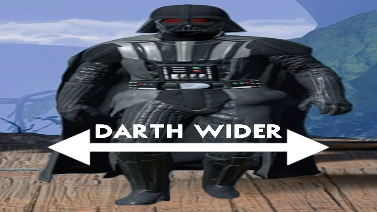 Fallen Order Walkthrough but it's Wide Vader Walking