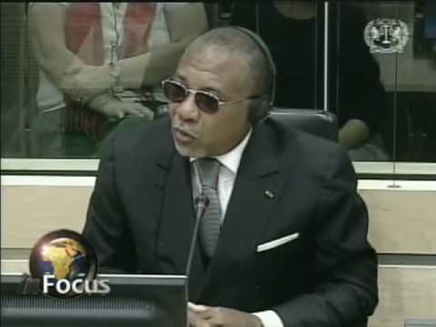 Former Liberian President Charles Taylor on Trial at the Hague on VOA's In Focus.flv