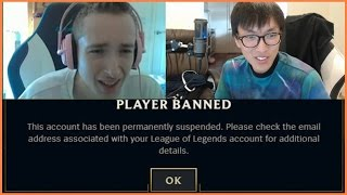 Doublelift Reacts to Rainman Inting (Banned After) | New Tier List - Best of LoL Streams #65 thumbnail