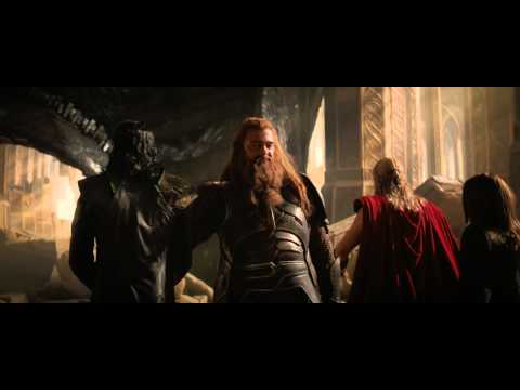 Thor 2 The Dark World (Official Trailer)