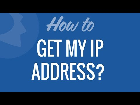 Whats My IP address