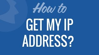 Whats My IP address