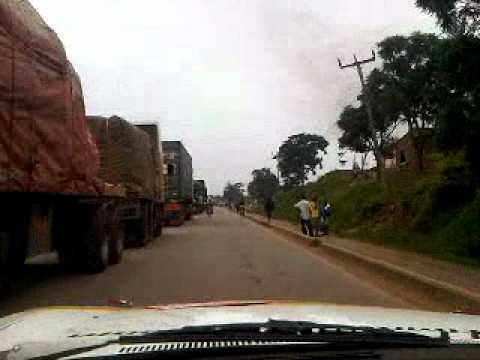 Tanzania Zambia Border.3GP