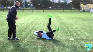GOALKEEPER TRAINING U13