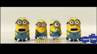 Despacito Minions verson😂😂  WHATSAPP mini status