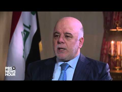Iraqi Prime Minister: Russia's attacks on the Islamic State in Syria are helpful