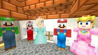 Minecraft Wii U - Super Mario Series - Romantic Date GONE WRONG! [142]