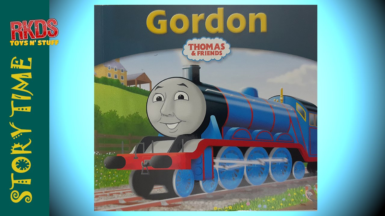 My Thomas Story Library Book 16 Gordon Read Out Loud