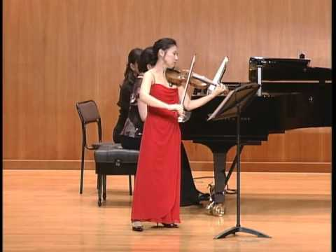 김진승 Leclair Violin Sonata in D Major, Op.9 No.3