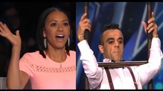 TOP 5 BEST Auditions On America's Got Talent