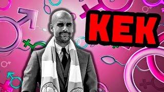 КЕК Юнайтед  Гвардиола и секс!