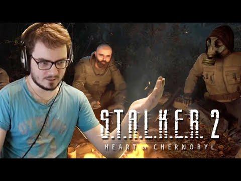 Мэддисон разбирает трейлеры с E3: Stalker 2, Starfield, Pioner