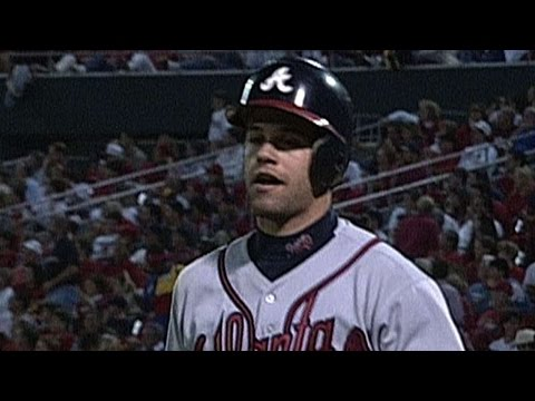 1996 NLCS Gm5: Lopez collects four hits vs. Cardinals