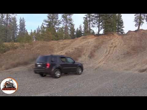 Honda Pilot - минивен или полноценный джип?