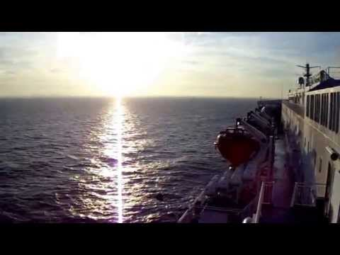 Ferry-Boat- From New Castle -United Kingdom to ijmuiden the Netherlands