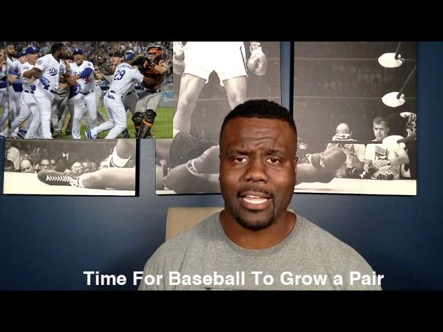 MLB Baseball Players Need to Grow a Pair