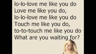 Love me Like you do - ellie goulding lirik
