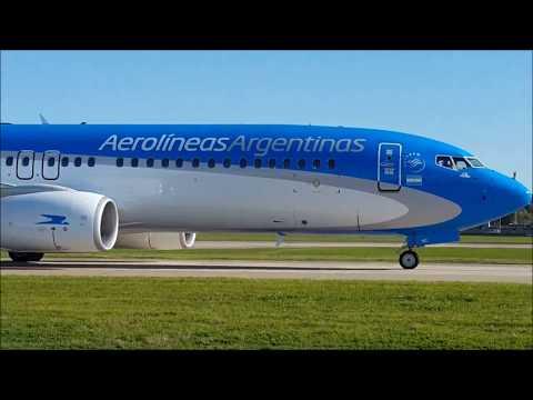 Plane spotting at Aeroparque Jorge Newbery | 22/09/17
