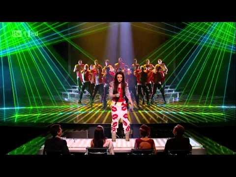 Cher Lloyd X Factor Final Full Version  369  Get Your Freak On 111210 HD