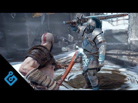 How Kratos' Axe Changes God Of War's Combat