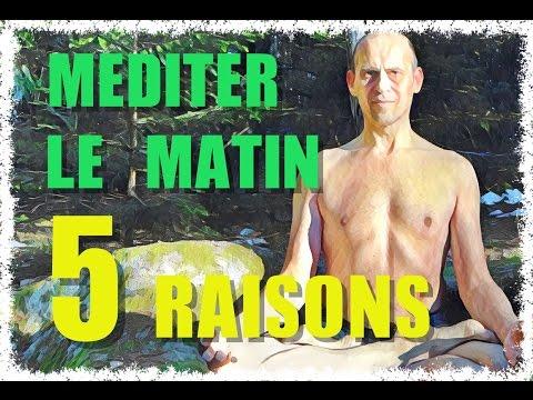 5 bonnes RAISONS de MEDITER le MATIN. ♡ Yoga Lyon ♡