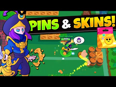 EXCLUSIVE Pins And Skins | Get Them NOW, Or They Are Gone FOREVER