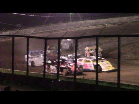 Econo Mod Heat Two | Eriez Speedway | 7-16-17
