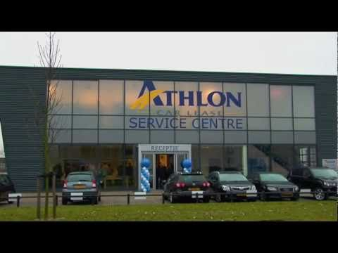 Opening Athlon Car Lease Service Centre Almere