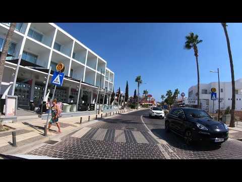 Cyprus Agia Napa Streets