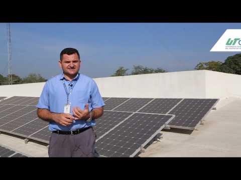 Medición Solar en la UTCV