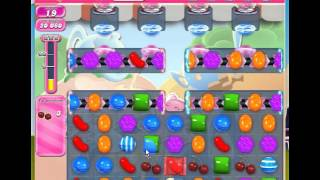 candy crush saga level 1606 no booster 3 stelle