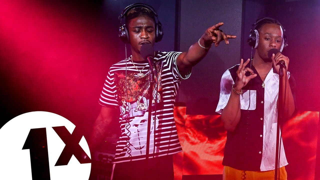 Young T & Bugsey - U Know What's Up (Donell Jones) for BBC 1Xtra