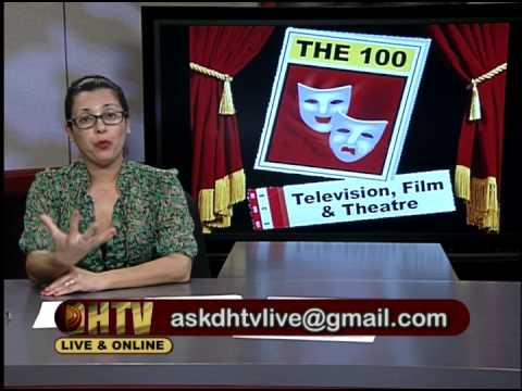 THE100 Television, Film & Theater Spring 2015 Session #03