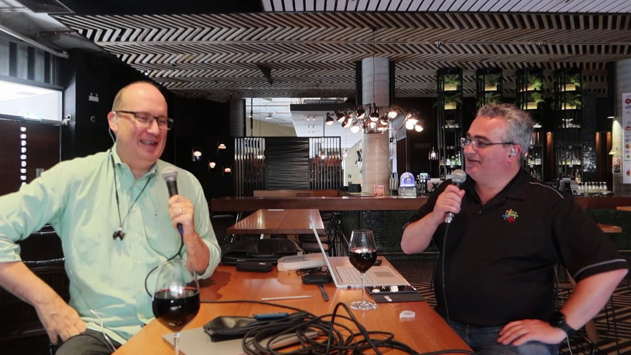 What is Business Resilience? Weekly WineDown Episode 23