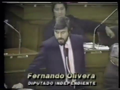 Fernando Olivera vs Romulo León Alegria (1988)