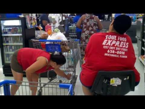 WALMART FIGHT I'M NEXT IN LINE from YouTube · Duration:  3 minutes 51 seconds