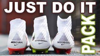 UNBOXING butów na MISTRZOSTWA ŚWIATA! Nike Just Do It Pack | R-GOL.com