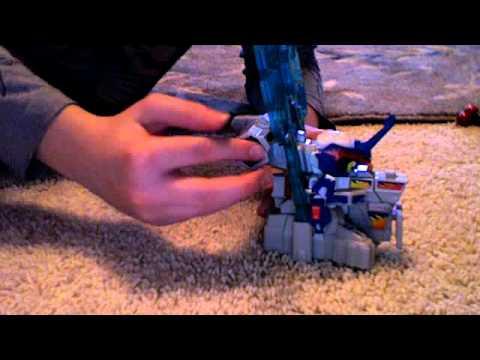 Cobalt Blade DHB toy review
