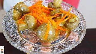Маринованные Шампиньоны за 7 МИНУТ в Собственном Соку Pickled Champignons in 7 MINUTES
