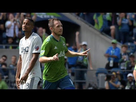 Seattle Sounders - Sounders Draw New England 3-3: Postgame Show and Highlights