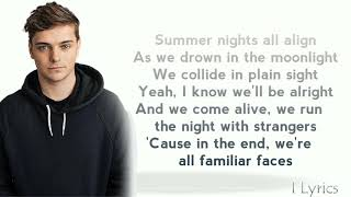 Martin Garrix - No Sleep ft. Bonn (Lyrics)