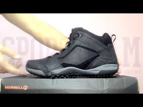 2018 sneakers releasedatum: exclusieve schoenen Мужские ботинки Merrell Helixer Scape Mid North J49577 - YouTube